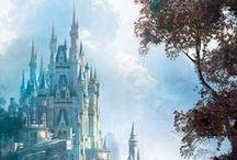 Disney  / by Astrid