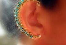 crafts - jewelry ideas / by toni smith