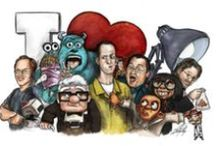 Pixar / by Nicole \(^.^)/
