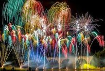Awesome Fireworks / by T.C.Kim Dersin