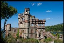 Castles & Ruins Of the World / Abandoned or restored or old ruins of ancient places. / by Jackie Winn