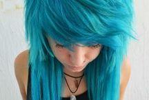 Hair ;) / by Monica Almas