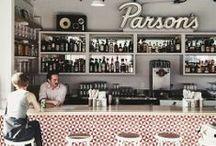 Restaurant- Bar / by Javier Torres Solana