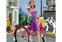 En bicicleta! / by Angeles Vera