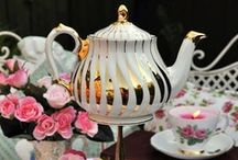 Tea Party / Great arrangements, ideas for our garden club  / by Darlene Bihn