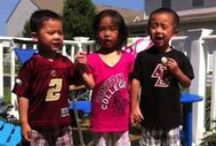 Future Eagles / There's only one college for baby Eagles: Boston College.  / by Boston College Alumni