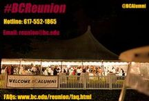 BC Reunion / Find all you need to know for #BCReunion.   May 30 - June 1. Register here: http://bit.ly/1lN60GA / by Boston College Alumni