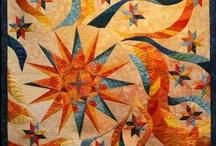 quilts..stars, pickledish & compass / by Tammi Williams