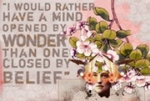 Open to Wonder / by Tabitha Cloutier