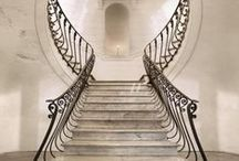 stairs & staircases / by Reinhard Petersen