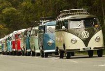legendary VW bus T1 / by Reinhard Petersen