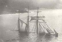 ship wrecks / by Reinhard Petersen