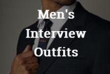 Men's Interview Outfits / by Snagajob