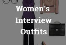 Women's Interview Outfits / by Snagajob