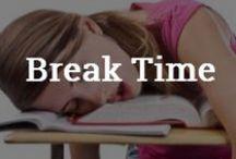Break Time / by Snagajob
