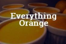 Everything Orange / ORANGE you glad you're following this? We love orange. How could you not? / by Snagajob