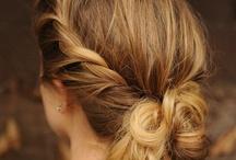 hair / by Lauren Kewley