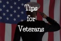 Tips for Veterans / by Snagajob