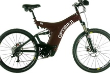 Optibike M4 electric bike / by Electric Bike Report