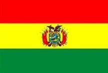 Bolivia / by Betty Soto-Soria