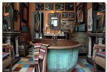 ✧ B☮hemian ✧  / Bohemian livingrooms and more, boho bedrooms and kitchens have their own boards / by ᎷᎯᏒᎥᏖᏕᎯ'Ꮥ ᎥຖᏖᏋᏒᎥᎧᏒᏕ