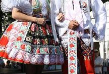 Folk costumes from around the World / by Betty Soto-Soria
