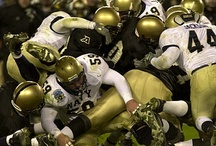 Game Action / by Army Navy Game