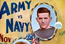 Army-Navy Game Program Covers / by Army Navy Game