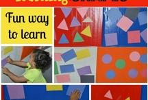 KIDS-play ideas, preschool prep, kindergarten prep, activities, games, ideas / by Vanessa C