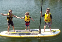 Kids Love the Lake! / by Self Creek Resort