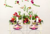 tablescape / by Bridalog