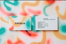 // BUSINESS CARDS / by Paperwheel | letterpress & design
