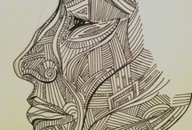 doodling. / by Yvonne Westerveld