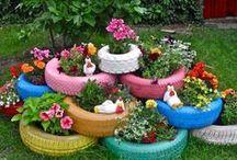 Re-purpose Home & Garden / Re-purpose Home & Garden / by Venus Perez
