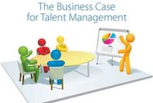 The Business Case for Talent Management / Building a business case to justify the purchase of talent management software can be challenging. Here are tips and resources to help explain its value. / by Halogen Software