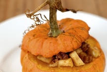 Pumpkin Recipes / by YesterYear Primitives