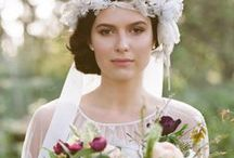 """Ideas For the Day I Say """"I Do""""  <3 / Tons of creative DIY's for weddings, bridal and bridesmaid's gowns, and other inspirations for that dream wedding of yours. / by Heather-Joan Carls"""