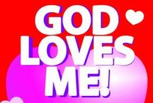 God Loves Me Children's Ministry Curriculum Ideas / Great ideas to use with this curriculum for Children's Church or Sunday School. This curriculum is available for download from Childrens-Ministry-Deals.com. Email deals@childrens-ministry-deals.com to be added as a pinner/admin for this board. Please include your Pinterest username in the email. / by Children's Ministry Deals