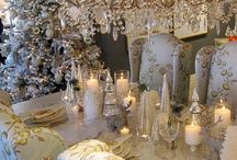 Holiday Decor-Winter-Christmas, New Years / Valentine's Day / by Gail Cochran