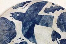 ceramics - makoto kagoshima / by blueberry modern