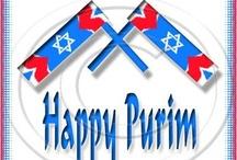 Purim eCards / by Say It With eCards Judaic Greetings - Jewish