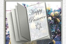 Passover eCards / by Say It With eCards Judaic Greetings - Jewish
