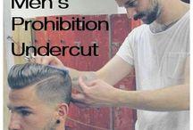 Men's Hair / by Michelle Vancura