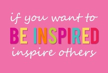 That's Pretty PINspirational! / Pins that Lift & Inspire / by Angela McPherson