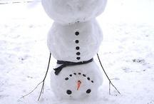Let It Snow, Let It Snow, Let It Snow / by Angela McPherson