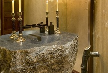 Casa ~ Powder Room / by Letizia Reale Paradiso