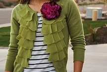My Southern Girl Style ~ Spring/Summer / Things you might find me wearing in the Spring or Summer... / by Angela McPherson