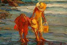 Beach, Sea, Love / by Gayle Turner-Eckert