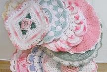 Crochet & Yarn / by PEGGIE BILLADEAU