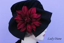 Hats / by Lydia Samoela